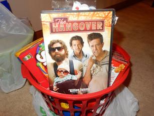 Movie night basket #2