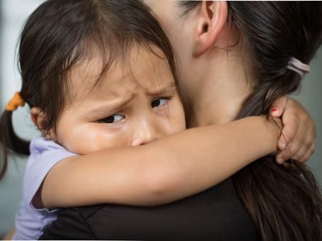 Violência contra crianças: no Brasil, 233 agressões são registradas diariamente