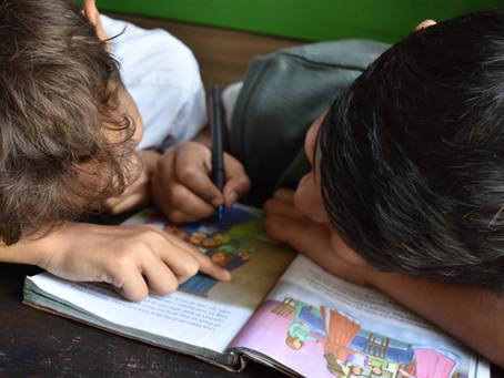 Leitura e formação afetiva das crianças e adolescentes