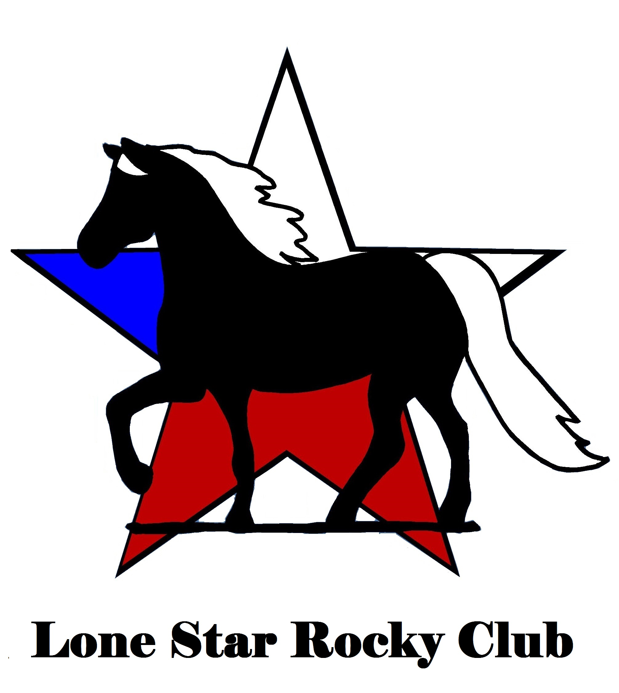 Lone Star Rocky Club Logo