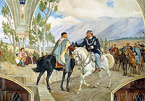Giuseppe-Garibaldi-e-Vittorio-Emanuele-I