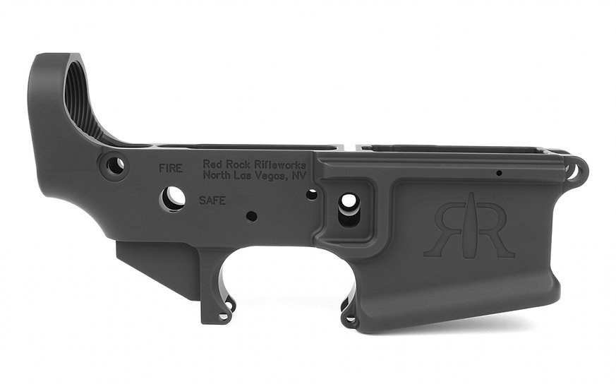 RRR-15 | STRIPPED LOWER RECEIVER