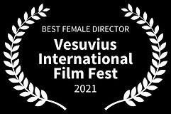BEST FEMALE DIRECTOR - La fin de l'innocence - Vesuvius internationale Film Fest 2021