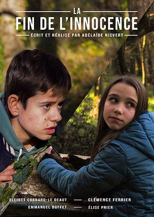 la fin de l'innocence - réalisation Adélaïde Nicvert