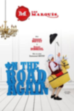 Affiche des Marquis on the road again