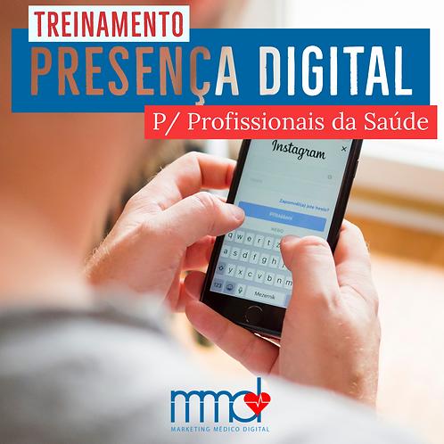 Treinamento em Presença Digital