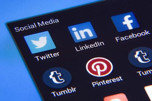 Redes Sociais - Plano Trimestral