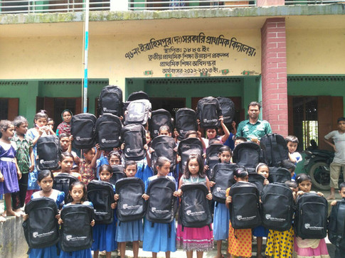 Education Supplies by Dayemi Foundation