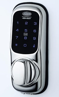Lockwood electronic lock