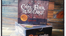 Gluten Free Rum Cake - yup, that's right.