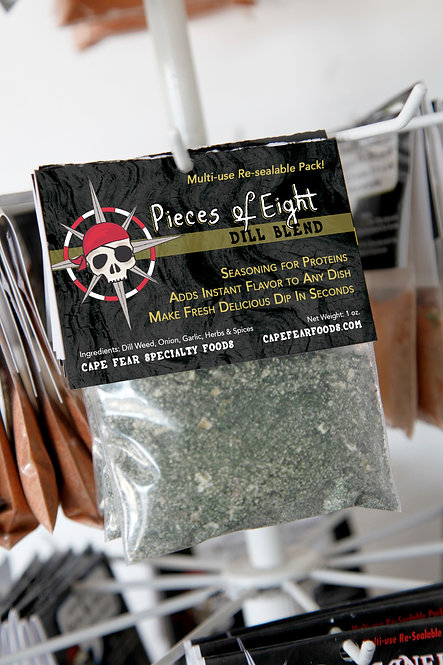Pieces of Eight Dill