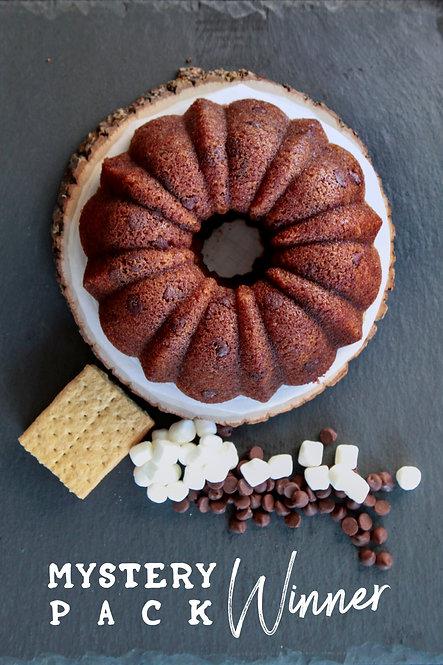 32 oz S'mores Rum Cake
