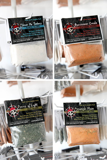 Spice Pack Sampler