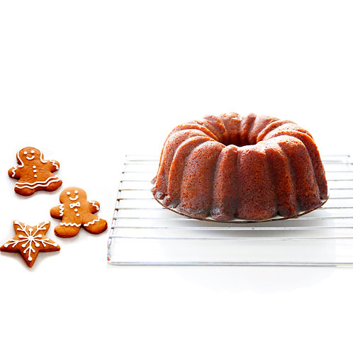 32 oz Gingerbread Rum Cake