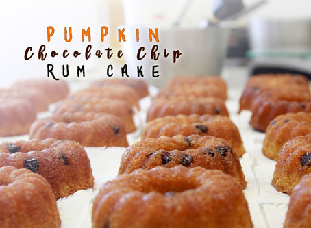 If it's September, you know it's time for Pumpkin everything!