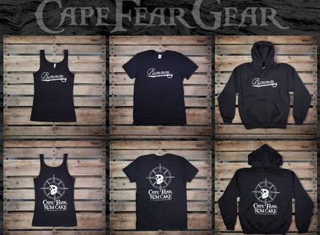 Cape Fear Gear - Get yours today!