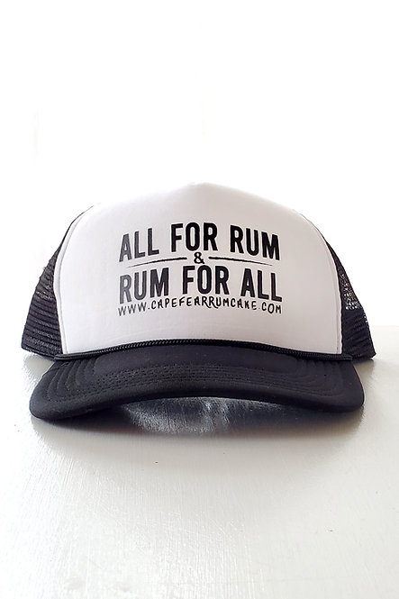 All for Rum Hat