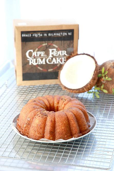 32 oz Coconut Rum Cake