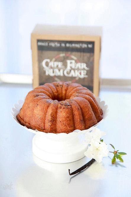 32 oz Golden Vanilla Rum Cake