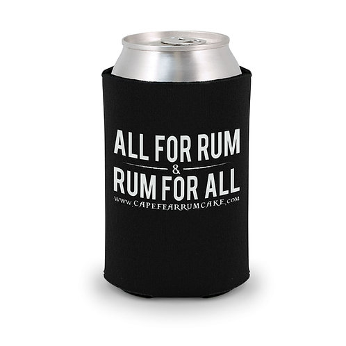 All for Rum Koozie - Single