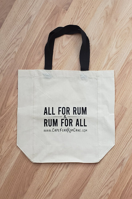 All for Rum - Tote Bags