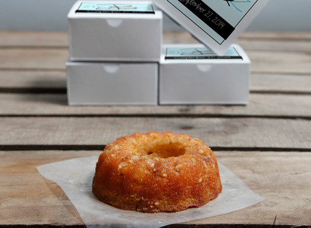 Cape Fear Rum Cakes for Wedding Favors and Corporate Gifts!