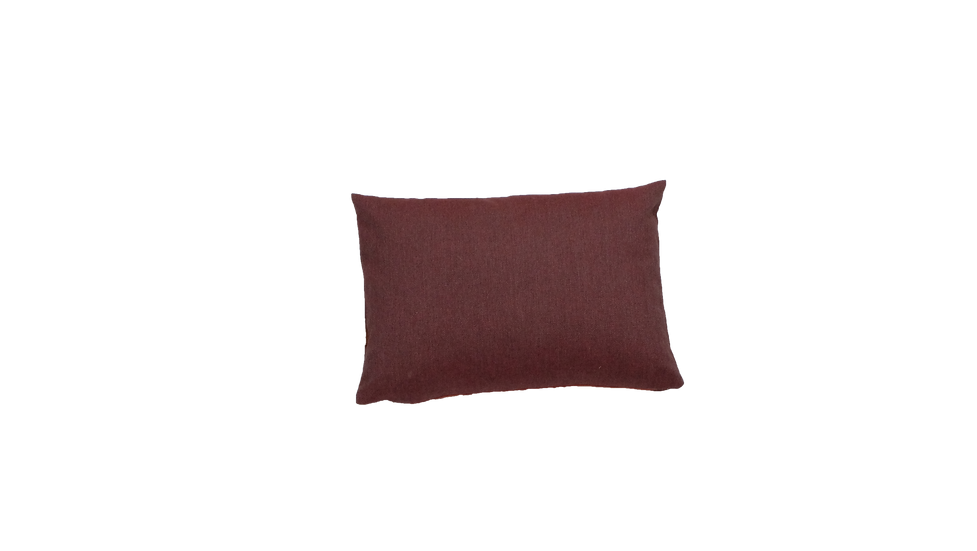 Kissen Rot