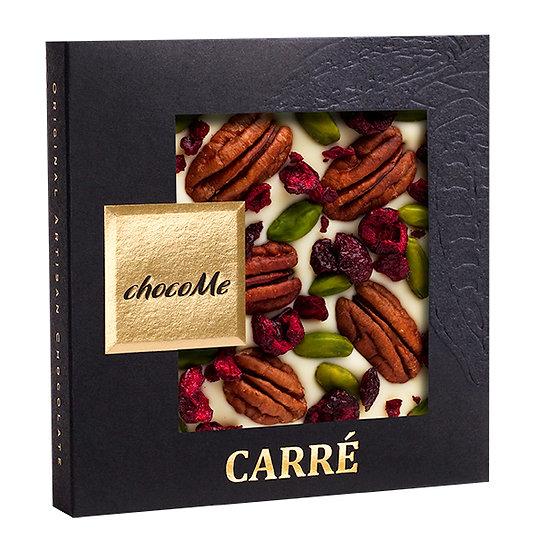 ChocoMe fehér csokoládés 50 g.