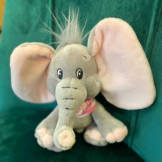 Bébi elefánt lány