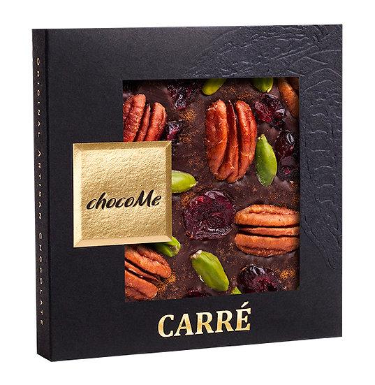 ChocoMe étcsokoládé 50 g.