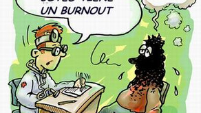 """""""SINDROME DE BURNOUT"""". UNA AMENAZA SILENCIOSA A LA SEGURIDAD DE VUELO"""