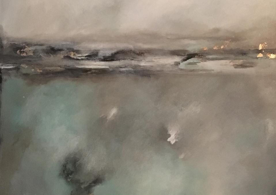 Lake Jocasee Abstract I