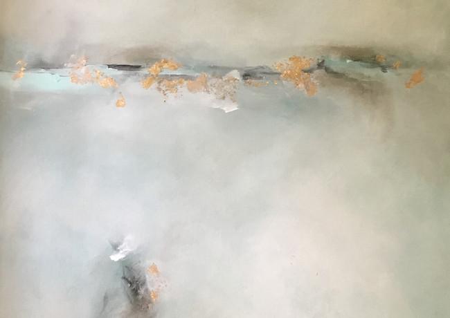 Lake Jocassee Abstract