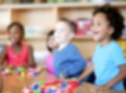 Дети в дошкольных учреждениях