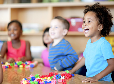 5 ways to keep little ones excited about Math!