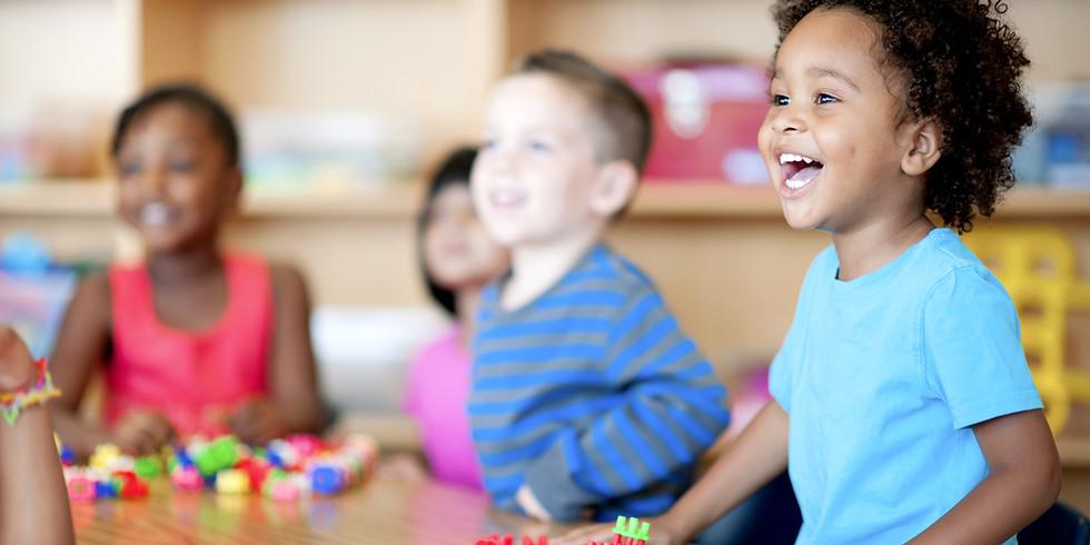 Children's Sabbath School: Age 10 and under
