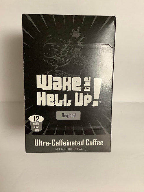 Wake The Hell up K-Cups