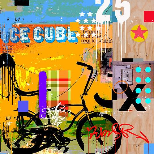 ICE CUBE BIKE
