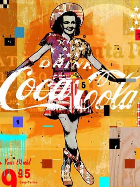 COCA-COW GIRLA