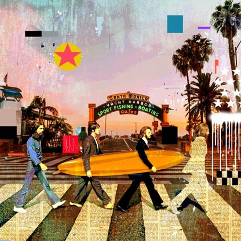 BEATLES / SANTA MONICA