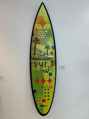 SOUTHERN CALI SURFBOARD
