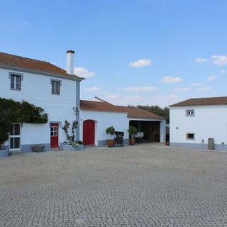 Mansion and Barn