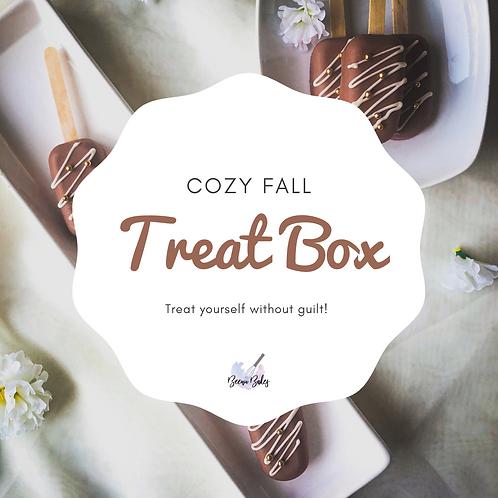 Cozy Fall Treat Box