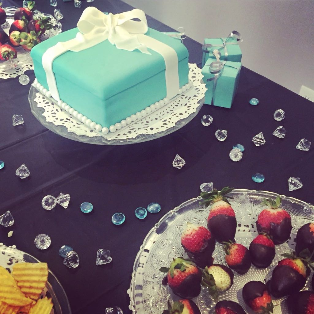 Tiffany Co. Theme