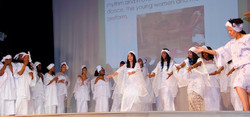rites of passage girls dance