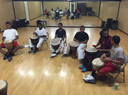 SONS program_ playing instruments