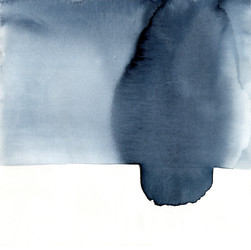 VESI, 30x30, vesiväri paperille, 2020