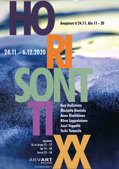 HORISONTTI XX, 24.11.-6.12.2020
