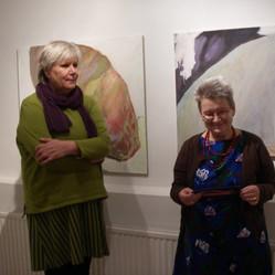 A journey to the horizon exhibition (Maija and