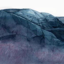 Källskär, 26x36cm, watercolor, 2018